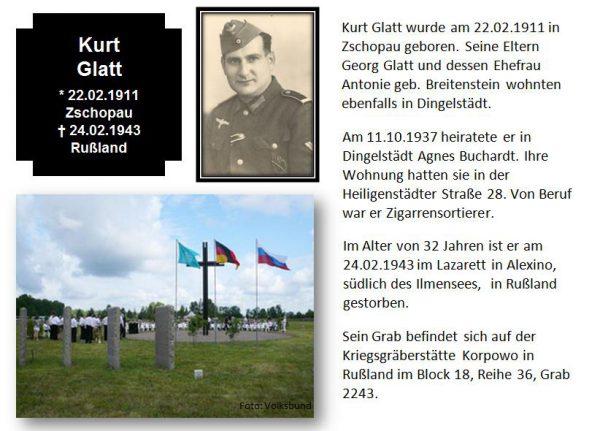 Glatt, Kurt