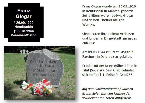 Glogar, Franz