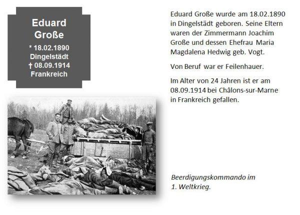 Große, Eduard