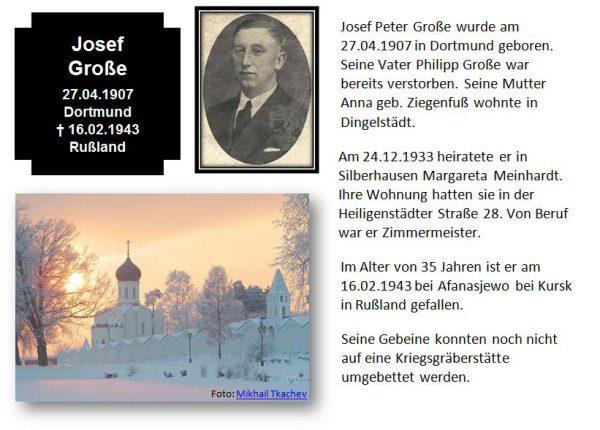 Große, Josef