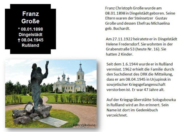 Große, Franz