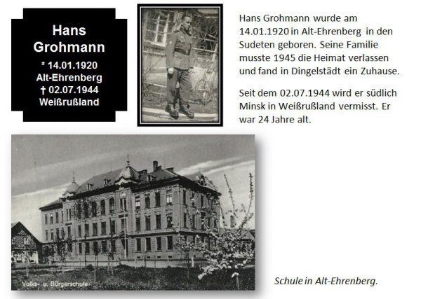 Grohmann, Hans