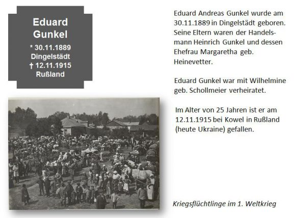 Gunkel, Eduard