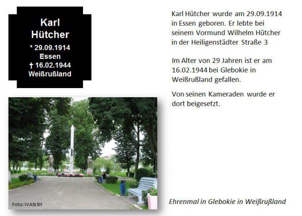 Hütcher, Karl
