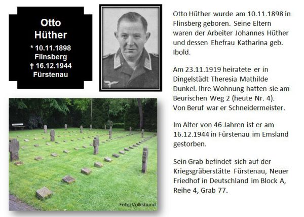 Hüther, Otto