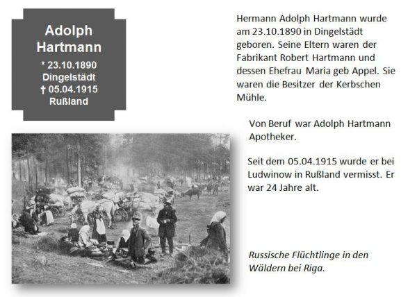 Hartmann, Adolph