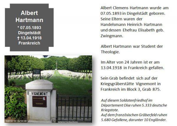 Hartmann, Albert