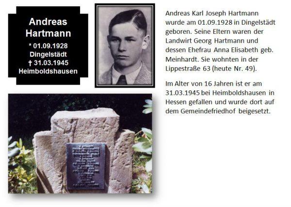 Hartmann, Andreas