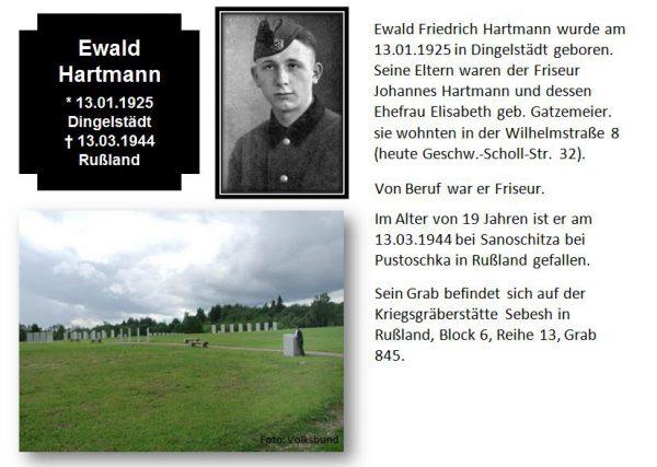 Hartmann, Ewald