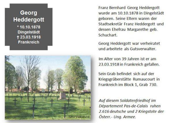 Heddergott, Georg