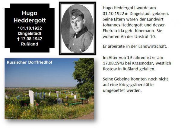 Heddergott, Hugo