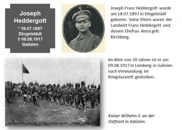 Heddergott, Joseph