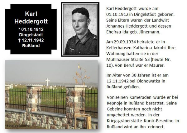 Heddergott, Karl