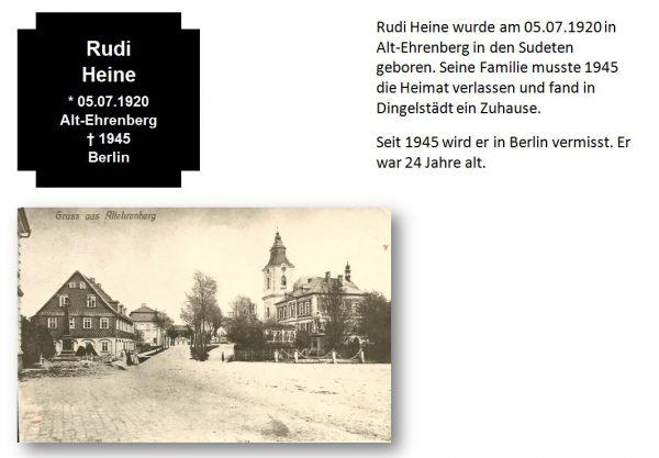 Heine, Rudi