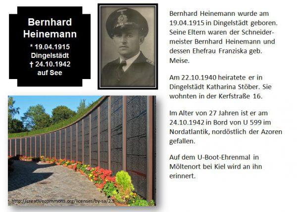 Heinemann, Bernhard