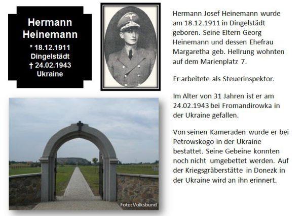 Heinemann, Hermann