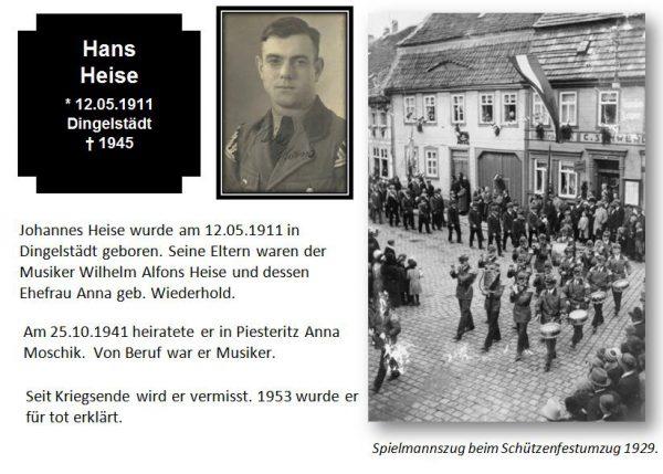 Heise, Hans