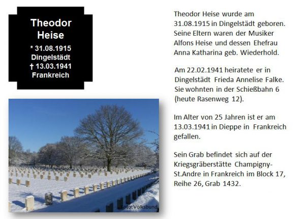 Heise, Theodor