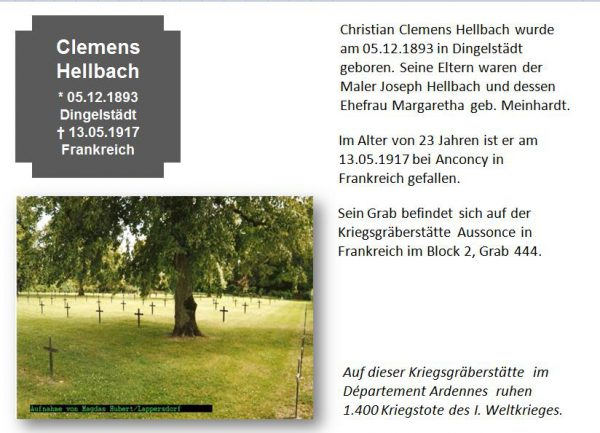 Hellbach, Clemens
