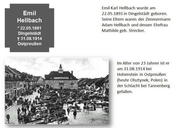 Hellbach, Emil