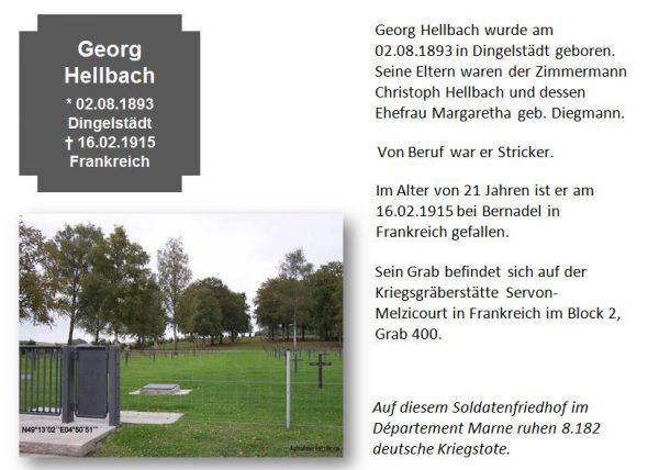 Hellbach, Georg