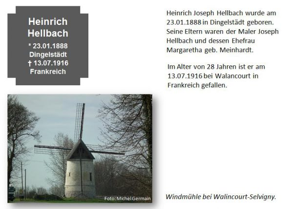 Hellbach, Heinrich