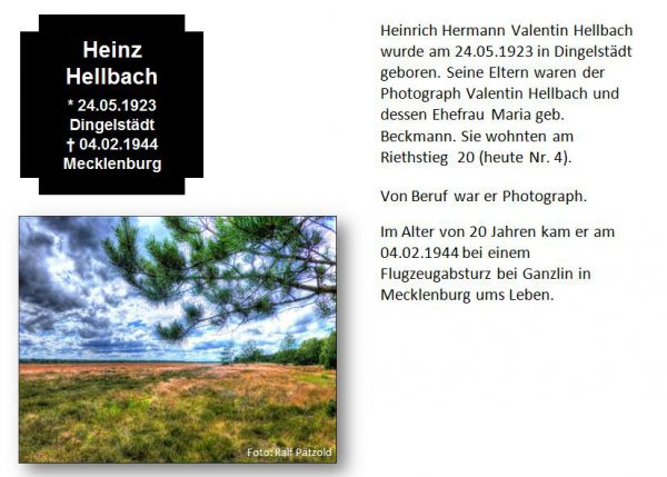 Hellbach, Heinz