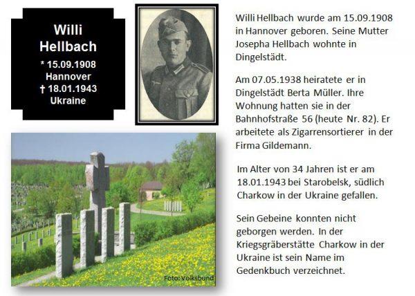 Hellbach, Willi