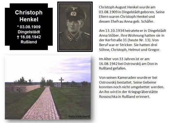 Henkel, Christoph