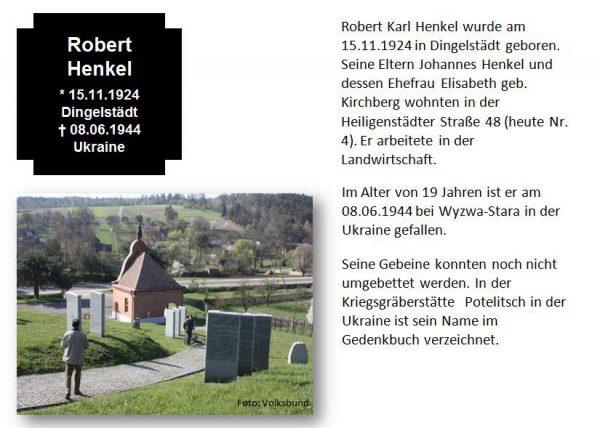 Henkel, Robert