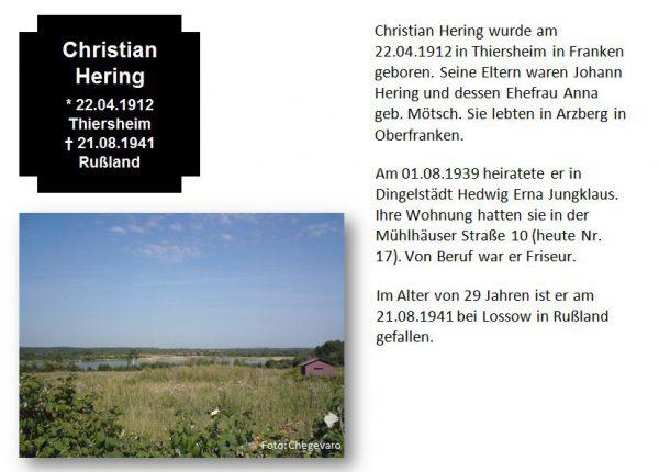 Hering, Christian