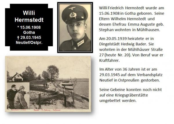 Hermstedt, Willi