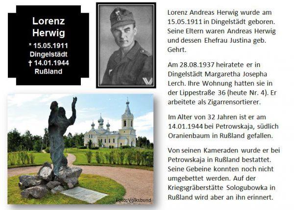 Herwig, Lorenz