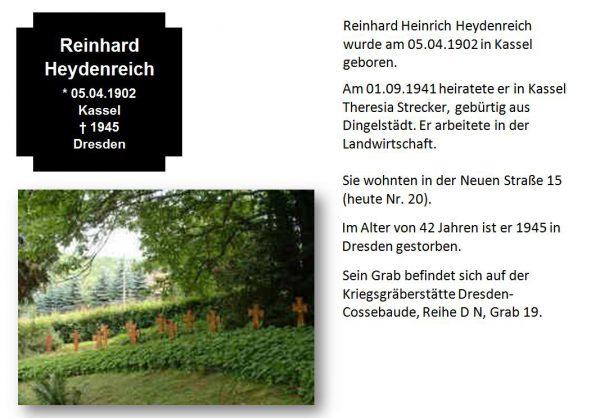 Heydenreich, Reinhard