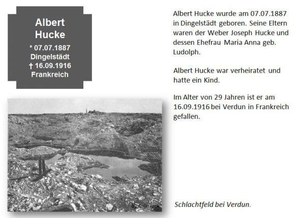 Hucke, Albert