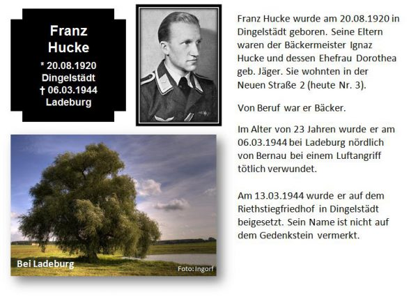 Hucke, Franz