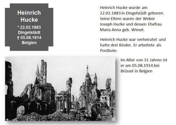 Hucke, Heinrich