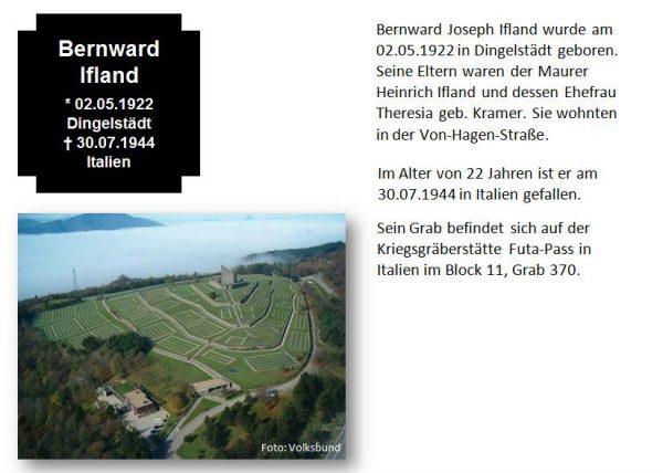 Ifland, Bernward
