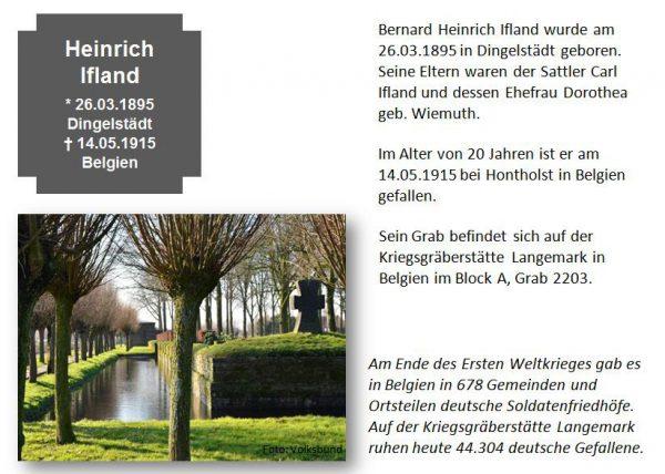 Ifland, Heinrich