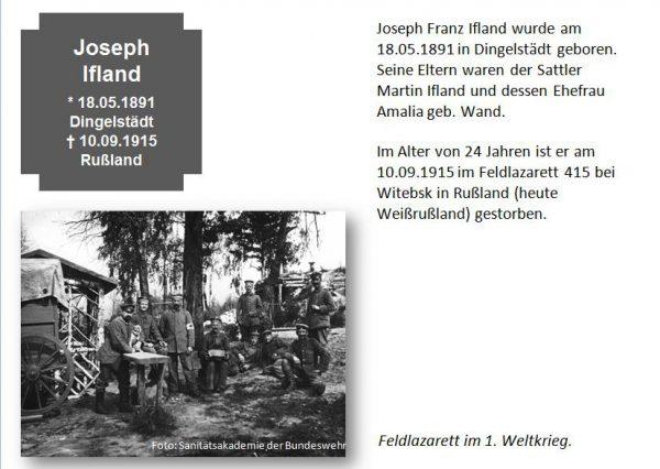 Ifland, Joseph