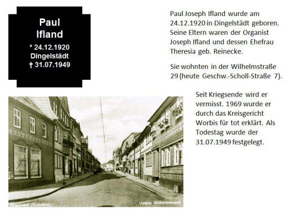Ifland, Paul