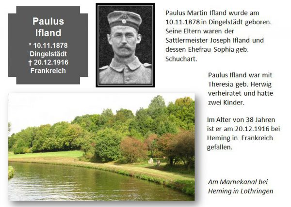 Ifland, Paulus
