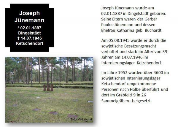 Jünemann, Josef