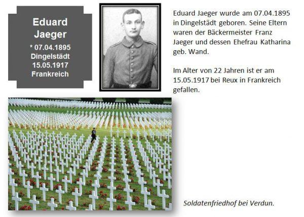 Jaeger, Eduard