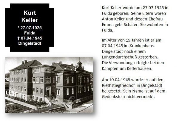 Keller, Kurt