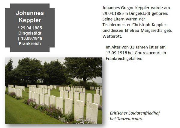 Keppler, Johannes