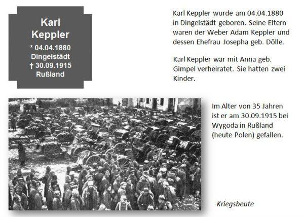 Keppler, Karl