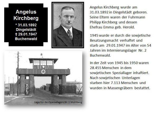 Kirchberg, Angelus