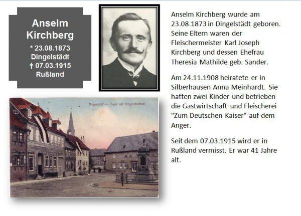 Kirchberg, Anselm