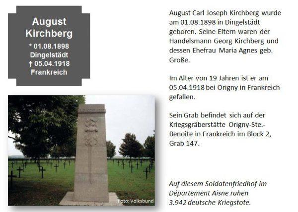 Kirchberg, August